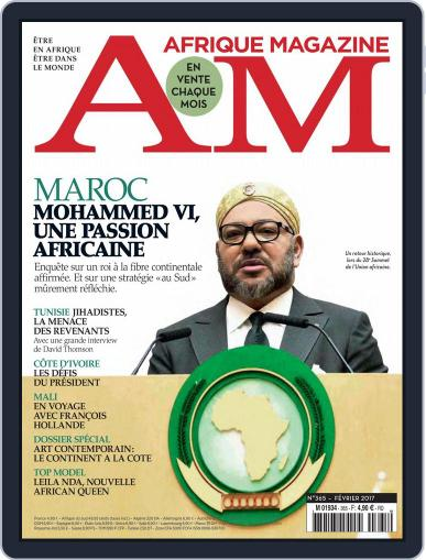 Afrique February 1st, 2017 Digital Back Issue Cover