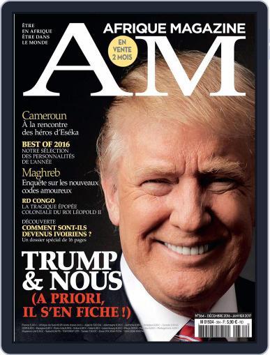 Afrique December 1st, 2016 Digital Back Issue Cover