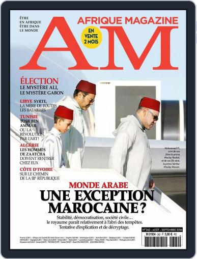 Afrique August 1st, 2016 Digital Back Issue Cover