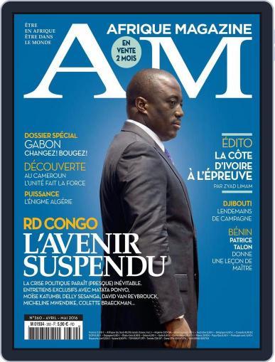 Afrique April 5th, 2016 Digital Back Issue Cover