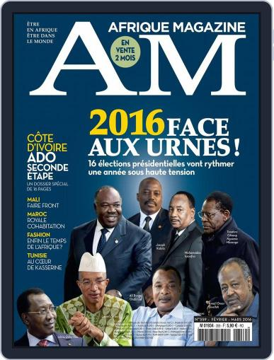 Afrique February 5th, 2016 Digital Back Issue Cover
