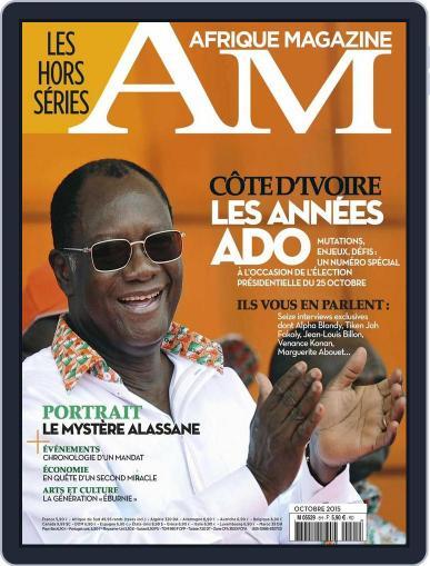 Afrique September 30th, 2015 Digital Back Issue Cover