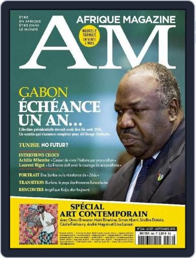 Afrique August 2nd, 2015 Digital Back Issue Cover