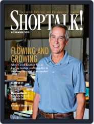 Shop Talk! (Digital) Subscription November 1st, 2019 Issue