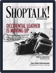 Shop Talk! (Digital) Subscription September 1st, 2019 Issue
