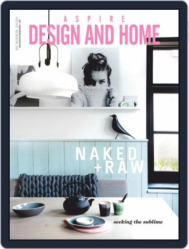 ASPIRE DESIGN AND HOME (Digital) July 1st, 2020 Issue Cover
