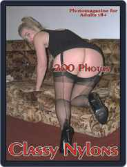 Classy Nylons Adult Photo (Digital) Subscription July 12th, 2020 Issue