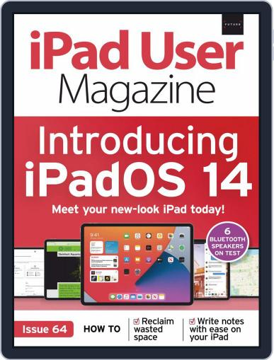 Ipad User (Digital) July 1st, 2020 Issue Cover