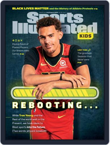 Sports Illustrated Kids (Digital) July 1st, 2020 Issue Cover