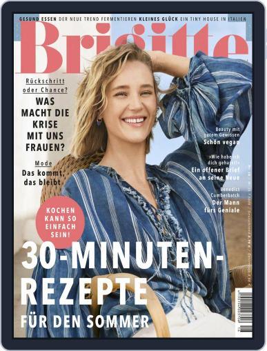 Brigitte (Digital) July 15th, 2020 Issue Cover
