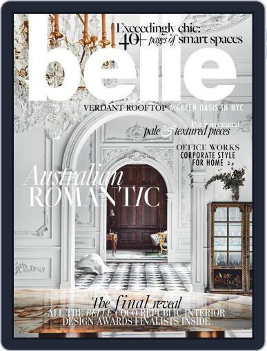 Belle (Digital) August 1st, 2020 Issue Cover