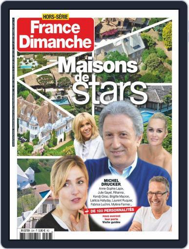 France Dimanche Hors-Série (Digital) June 1st, 2019 Issue Cover