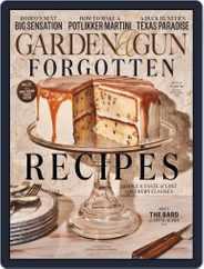 Garden & Gun (Digital) Subscription August 1st, 2020 Issue