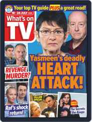 What's on TV (Digital) Subscription July 18th, 2020 Issue