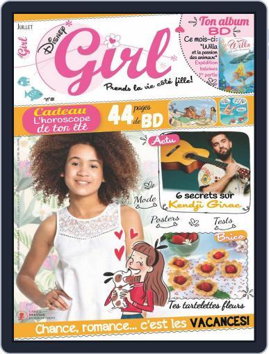 Disney Girl (Digital) July 1st, 2020 Issue Cover