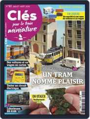 Clés pour le train miniature (Digital) Subscription July 1st, 2020 Issue