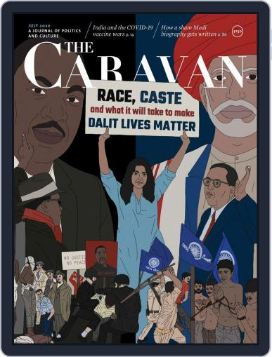 The Caravan July 1st, 2020 Digital Back Issue Cover