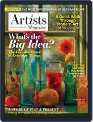 Artists (Digital) Subscription September 1st, 2020 Issue