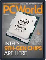 PCWorld (Digital) Subscription November 1st, 2018 Issue