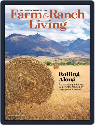 Farm and Ranch Living (Digital) August 1st, 2020 Issue Cover