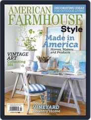 American Farmhouse Style (Digital) Subscription August 1st, 2020 Issue