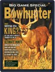 Bowhunter (Digital) Subscription August 1st, 2020 Issue