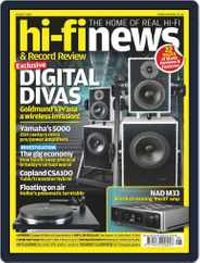 Hi Fi News (Digital) Subscription August 1st, 2020 Issue
