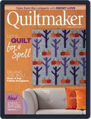 QUILTMAKER (Digital) Subscription September 1st, 2020 Issue