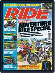 RiDE United Kingdom (Digital) Subscription September 1st, 2020 Issue