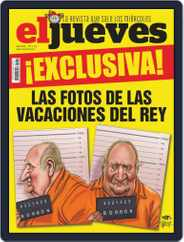 El Jueves (Digital) Subscription July 14th, 2020 Issue