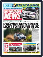 Motorsport News (Digital) Subscription July 15th, 2020 Issue
