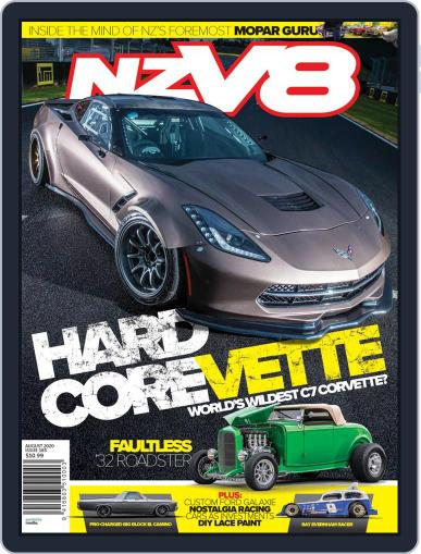 NZV8 (Digital) August 1st, 2020 Issue Cover
