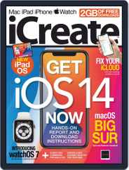 iCreate (Digital) Subscription August 15th, 2020 Issue