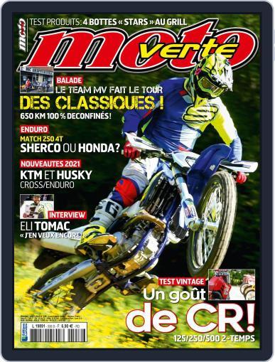 Moto Verte August 1st, 2020 Digital Back Issue Cover