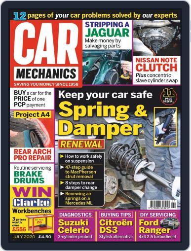 Car Mechanics (Digital) July 1st, 2020 Issue Cover