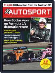 Autosport (Digital) Subscription July 9th, 2020 Issue