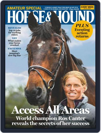 Horse & Hound (Digital) July 16th, 2020 Issue Cover