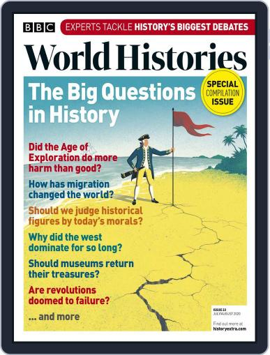BBC World Histories (Digital) July 9th, 2020 Issue Cover