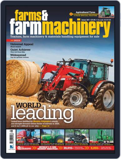 Farms and Farm Machinery (Digital) July 8th, 2020 Issue Cover