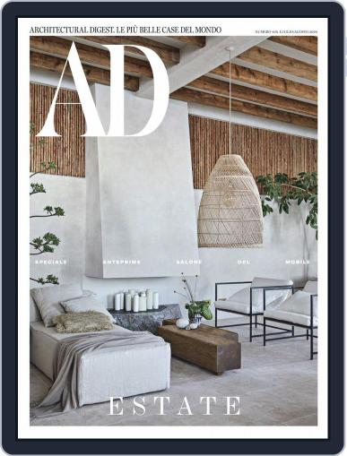 Ad Italia (Digital) July 1st, 2020 Issue Cover