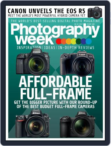 Photography Week (Digital) July 16th, 2020 Issue Cover