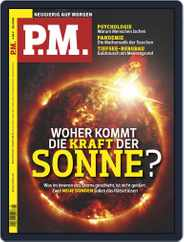P.M. Magazin (Digital) Subscription August 1st, 2020 Issue