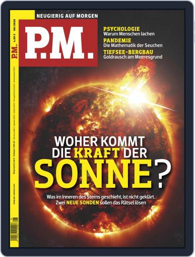 P.M. Magazin August 1st, 2020 Digital Back Issue Cover