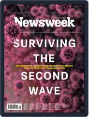 Newsweek International (Digital) Subscription July 24th, 2020 Issue