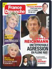 France Dimanche (Digital) Subscription July 17th, 2020 Issue