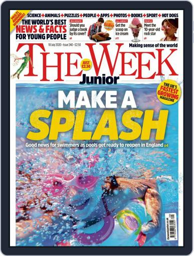 The Week Junior (Digital) July 18th, 2020 Issue Cover