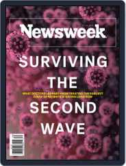 Newsweek (Digital) Subscription July 24th, 2020 Issue
