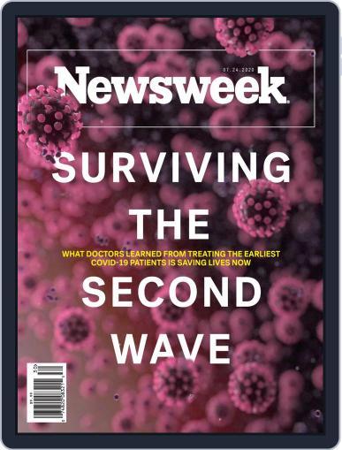 Newsweek (Digital) July 24th, 2020 Issue Cover
