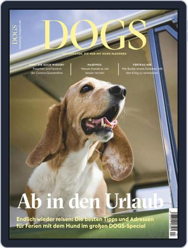 dogs July 1st, 2020 Digital Back Issue Cover