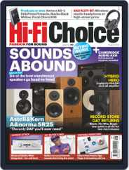 Hi-Fi Choice (Digital) Subscription August 1st, 2020 Issue